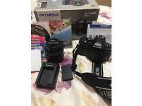 Olympus E-420 Digital Camera DSLR