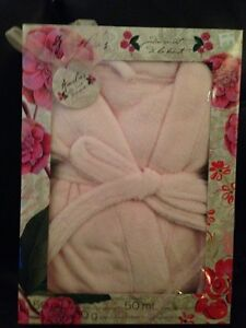Ladies pink housecoat gift box & other gift sets.Perfect Gift