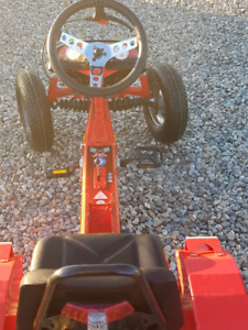 Four wheeler and a gocart for sale
