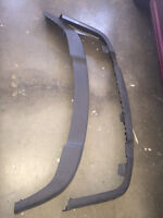 2 Car bumper skirts brand new, never used, unpainted, bought for