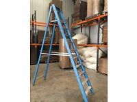 10 step youngman ladders £70