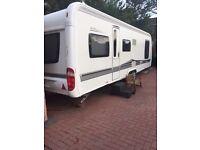 Hobby. Caravan. 695 vip. 2011. 25 ft