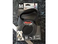 Flexi dog lead