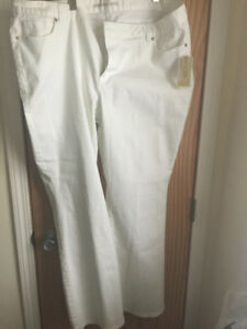 Plus Size Michael Kors Jeans, New with Tags, size 22