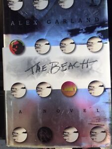 The Beach by Alex Garland Hardcover Book