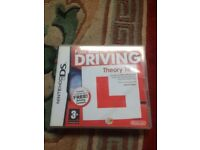 Nintendo DS driving theory test