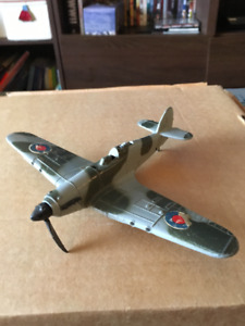 Dinky Toys:  Hawker Hurricane