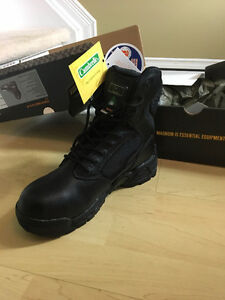 BRAND NEW IN BOX MAGNUM STEALTHFORCE 8.0 STEEL TOE BOOTS