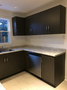 ***REDUCED*** Kitchen Cabinets - Like New!