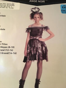 Costume Halloween fille 12-14ans