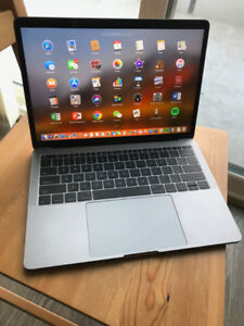 "MacBook Pro (13"", 2017, Space Grey, No Touch Bar)"
