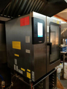 Combi Oven Convotherm 4 EasyTouch 10.10 Gas