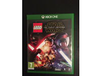 Xbox one Lego game