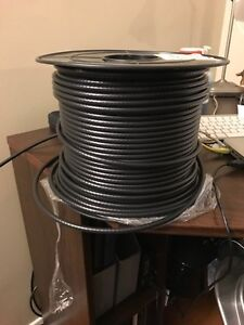 Black Coax cable 400 feet