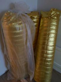 Flooring Gold Underlay