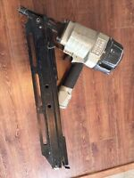 "Cloueuse charpente framing nailer 3"" 1/2 90$"