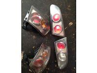 Seat Ibiza FR lights