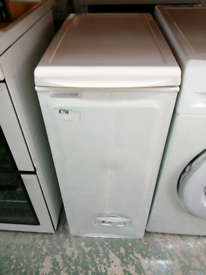 Eurocold small chest freezer with warranty at Recyk