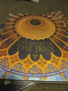The Story of the Jews - Hardcover, New, Fully Sealed - $8.00 ea. Kitchener / Waterloo Kitchener Area image 6