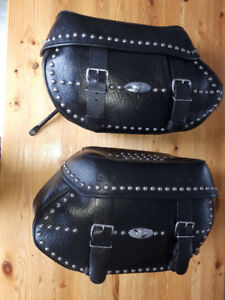 2 Sets of Heritage Saddle bags