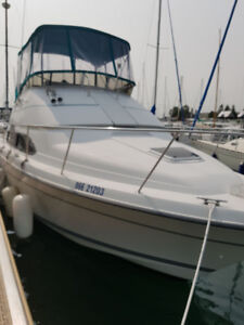 Carver 310 Santego Powerboat Low Hours 1994 Great Condition