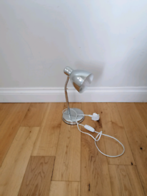 Hampton Desk Lamp - Chrome
