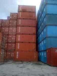 NEW & USED 20' and 40' Sea Containers ~ Blowout Specials!! Edmonton Edmonton Area image 4