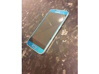 Samsung Galaxy S6 SM-G920F - 32GB - Blue Topaz (vodafone) Smartphone