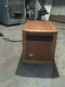 electric heater (Good for parts or fixed)