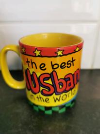 The best Husband Mug