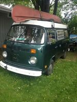 1978 VW Westfalia
