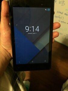 Nexus 7 2013 / 16GB / BLUETOOTH KEYBOARD