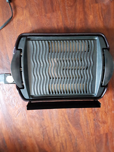 Westinghouse electric grill