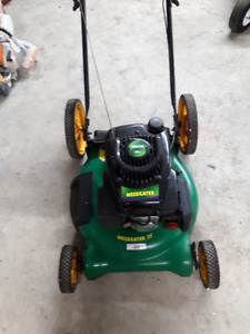 TONDEUSE WEED EATER 21 PO USAGE