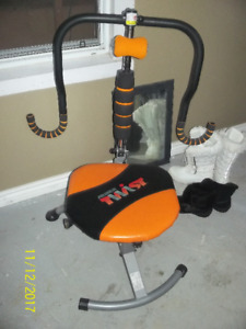 twist exercise chair