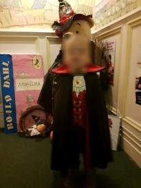 Dracula vampire costume halloween