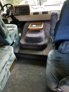 A CLASS MOTORHOME SAFTY AND PROPANE CERTIFICATES
