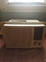 Large A/C unit. Works great