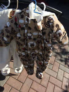 Infant snowsuit - 3 - 6 months
