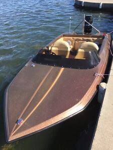 16' SKI / POWER BOAT