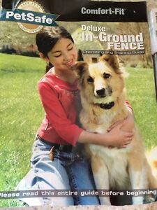 Pet Safe in-ground Fence