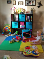 Home daycare ACTIVA area. 3 spots over age 2!