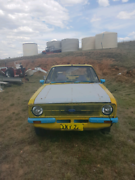 1978 Ford Escort Mk 2 Rally Pack Tharwa Tuggeranong Preview