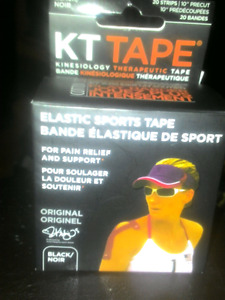 Kt  tape brand new in original  boxes