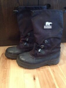 Sorel Waterproof High Boots sz 11