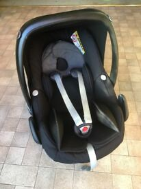 Maxicosi pebble seat plus isofix base