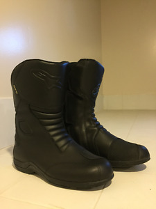 Motorcycle boots for sale - ALPINESTARS Web Gore-Tex