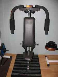 Body Smith Pec-Deck / Fly Machine