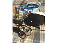 Sony PlayStation Vita Wi-Fi *Mint Condition* 4GB Memory, 3 games and Accessory Kit