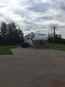 Whispering Pines RV Lot